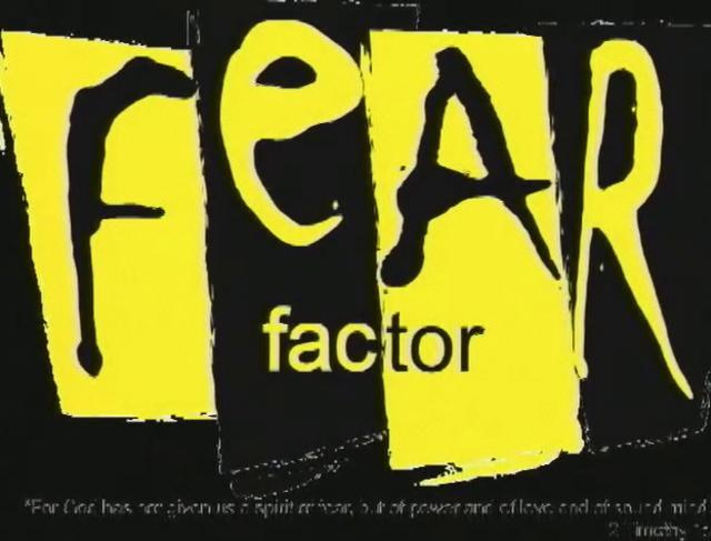 Camp Fear Factor Promo