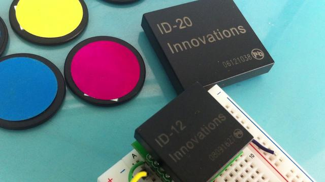 Reading RFID tags with Arduino and ID12 jCoders Blog