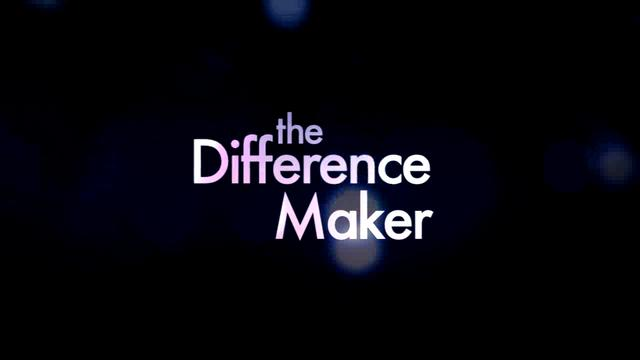 The difference maker lisa staken on vimeo for Be a maker
