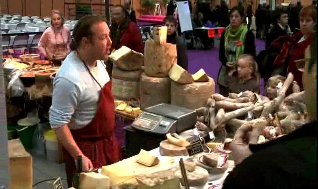 Le salon du chocolat du vin et de la gastronomie on vimeo for Le salon de la gastronomie