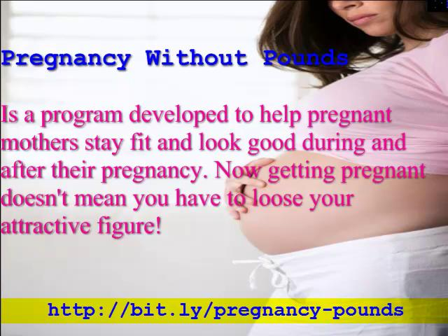 Weight Loss During Pregnancy - Foods to Avoid During Pregnancy on Vimeo