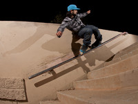 """CREATE ORIGINALS™ Austin Paz 2011 Am Team Winter Edit  """"I recently moved from NYC to Phoenix, Arizona which has been great during the winter when I usually cant skate street. The majority of my footage was shot in Phoenix over the past..."""