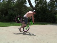 Brian Gavagan BMX 30 second Teaser