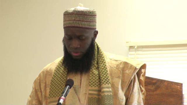 Jumah Khutba given Imam Muhammad Ndiaye - Understanding Bid'ah