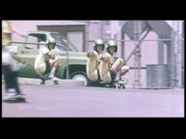 SEQUENCE - Skateboarding Clothes Advert