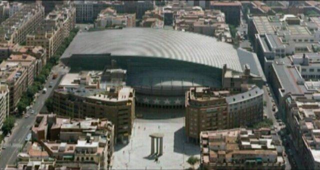 Palacio De Los Deportes De La Comunidad De Madrid On Vimeo