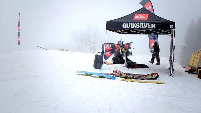 Quicksilver SnowTour 2011