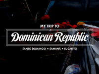 My Trip To Dominican Republic