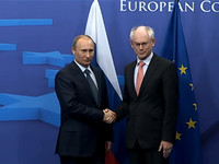 Meeting with Vladimir PUTIN, Prime Minister of Russia