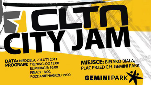 Relacja z CLTN City Jam 2011