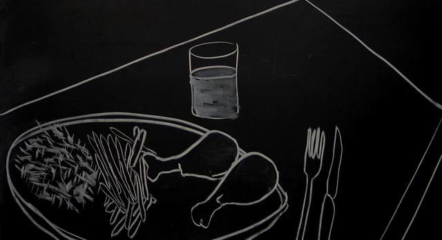 Dinner by Pat White