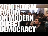 2010 Global Forum on Modern Direct Democracy