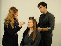 Sedinta foto de moda revista LOOK alaturi de Sebastian Enache