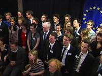 Opening Speech at the Opening of a simulation of the European Council