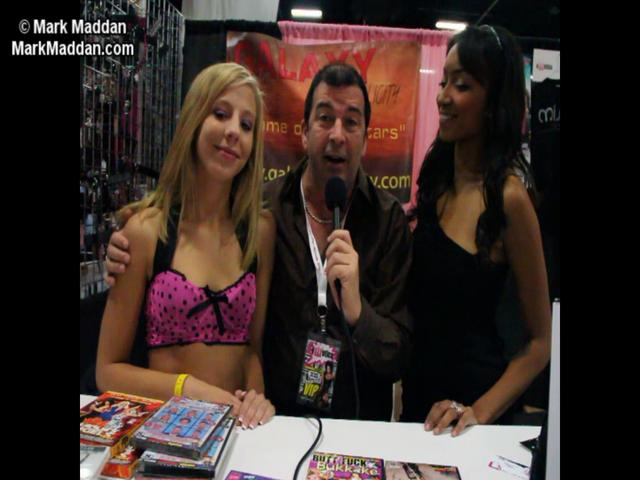 Chastity Lynn, James Bartholet, and Jazmin Ryder EXXXOTICA NJ 2010 EXCLUSIVE ...