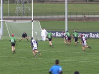 Winning Goal in 2011 Ulster Bank Fitzgibbon Cup Final