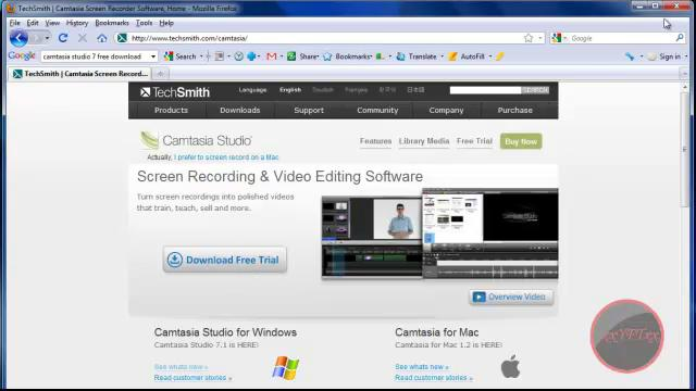 techsmith camtasia studio 7.1 crack