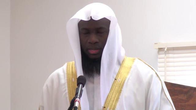 Khutba given by Imam Muhammad Ndiaye - Making Peace Between People