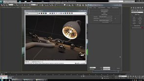 V-Ray 2.0 Lens Effects