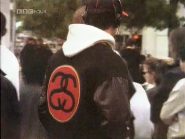 Video: BBC's The Look featuring Stussy