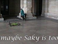 Saky at Justice