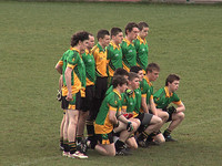 BT MacLarnon Cup Semi-final - St Mary's CBS v St Pius X