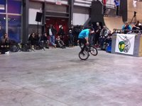 MY FIRST FLAWLESS RUN @ CIRCUL8 CONTEST IN MONTREAL
