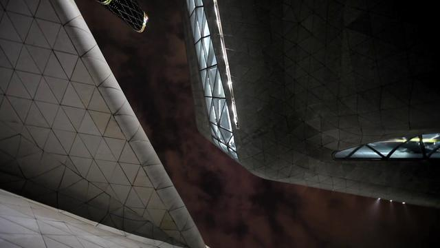 Video | Zaha Hadid's Guangzhou Opera House