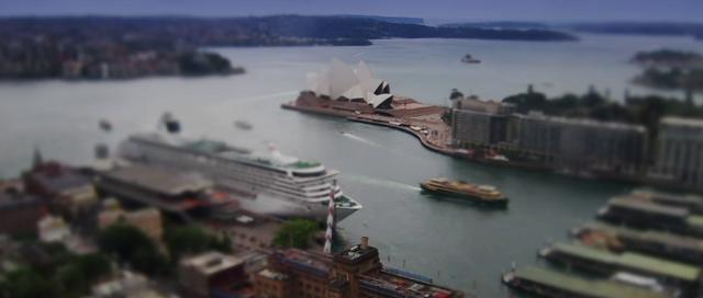 3513 A view of the Sydney Opera House