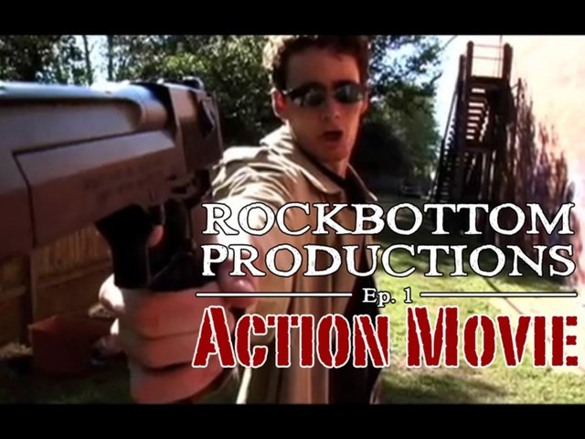 Rockbottom Productions: &quot;Action Movie&quot;