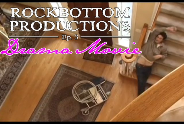 "Rockbottom Productions: ""Drama Movie"""