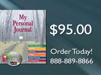 My Personal Journal DVD Promo