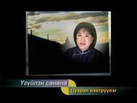 Үгүйлэн санана - Шинэ жил 2011, Цагаан сар, Миссийн тэмцээн (Найруулагч О.Машбат, МУГЖ Н.Батцэцэг - Монголжин студи)