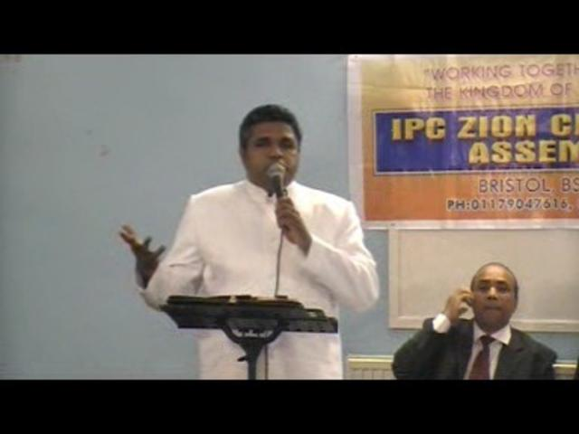 Pr. Raju Methra Day 1 at Bristol UK