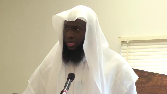 02/04/11 Juma Khutba given by Imam Muhammad Ndiaye - The virtues of Ayatul Kursiya