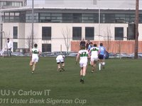 UUJ v Carlow IT - The Goals