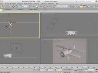 Toy Plane Rendering - 3dsmax + mental ray