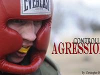 """""""Controlled Aggression"""" - by Marine Cpl. Christopher Duncan"""