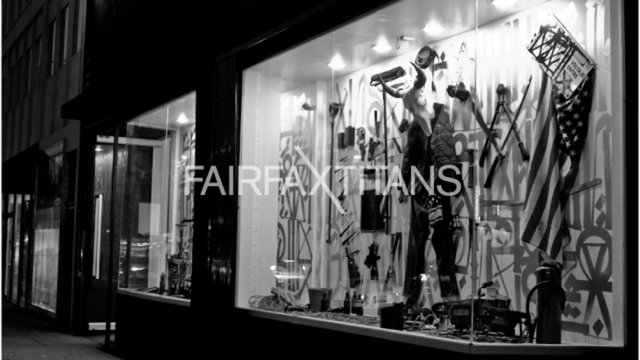 Video | Fairfax Titans – RETNA