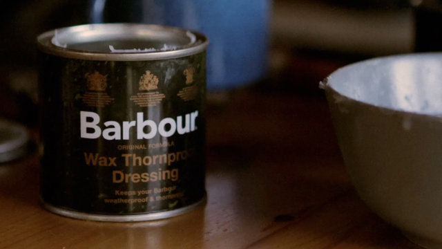Video | Rewaxing your Barbour