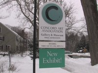 BNN Visits the Concord Art Association