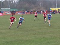 UCC Winning Point v UCD - Semi-final