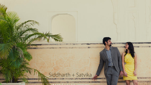 Satvika + Siddharth