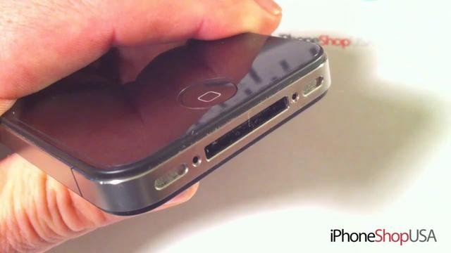How To Fix Replace Repair Iphone 4 Broken Glass Diy On Vimeo