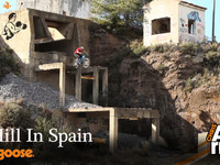Chris Akrigg: A Hill in Spain