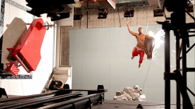 Old Spice &quot;Scent Vacation&quot; / Behind the Scenes