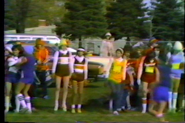 1982 IHSA Cross Country Sectionals - Nov 6th on Vimeo