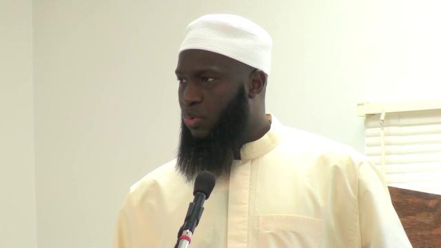 03/04/2001 Khutba given by Imam Muhammad Ndiaye - The Importance Of Salat