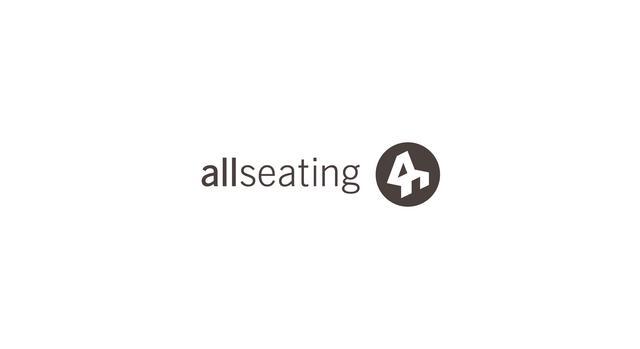 allseating logo refresh on vimeo