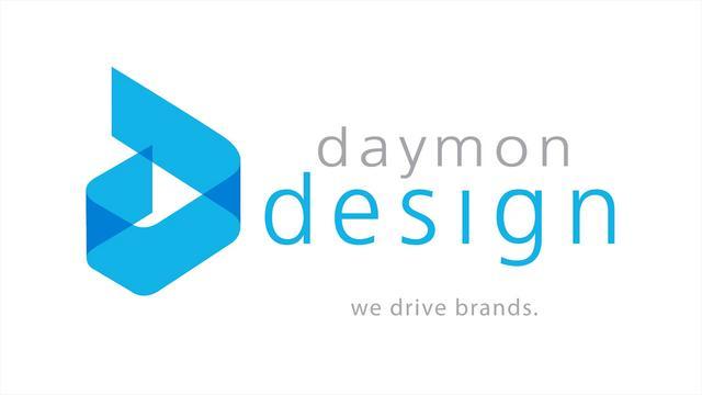 Daymon Design Logo Animation